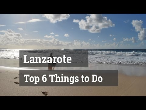 Things to do in Lanzarote