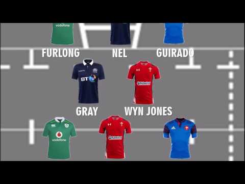 Six Nations 2017 Fantasy Rugby - Gameweek one
