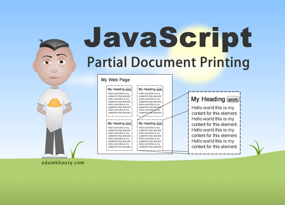 Div Content In Pdf Using Javascript