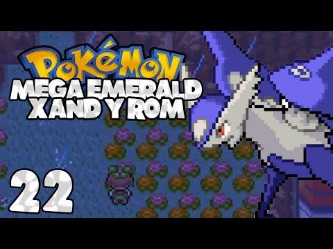 Pokemon Mega Emerald XY Edition - Episode 22 (Victory Road + Ever Grande City )