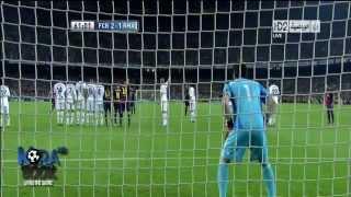 أهداف مباراة برشلونة 2-2 ريال مدريد  رؤوف خليف