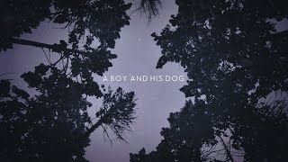 a boy and his dog short film