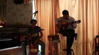Liên khúc Lambada và The Cup of live