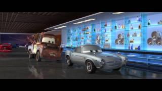 Cars 2: Meet Finn - Clip