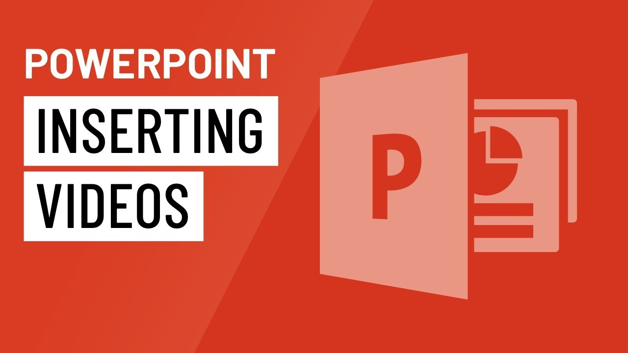 Powerpoint 2016: Inserting Videos 20161117