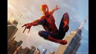 Spider-Man Ps4 Let