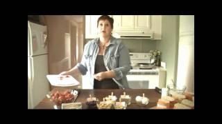 Strawberries & Cream Cheese Stuffed French Toast.wmv