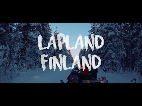 Lapland, Finland Aftermovie