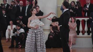 Праправнучка Кшесинской и внучка Бродского на балу дебютанток Tatler
