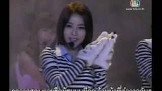 T-ara - Bo PeeP Bo PeeP in Saranae Show [TV Thai]