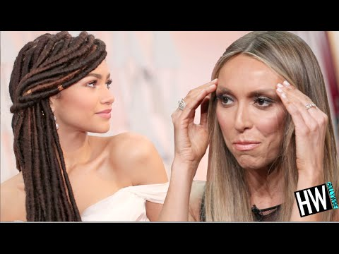 WTF! Giuliana Rancic's Racist Comment To Zendaya Causes Uproar!