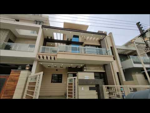 Double Story Luxury 5 Bedroom House With All Luxury Interior New Sunny Enclave Mohali