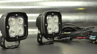 Vision X Duralux High Performance LED(The Duralux Lighting Series utilizes 5 Watt LEDs for combined distance and intensity. The Duralux Series has a high light output, outshining 100 Watt halogen ..., 2015-02-20T01:14:14.000Z)
