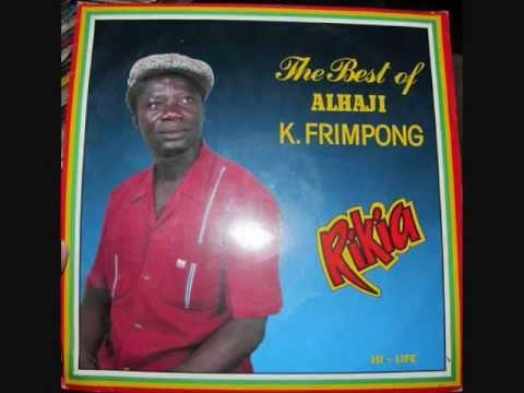 K. Frimpong - Ensuo Ayiri Me