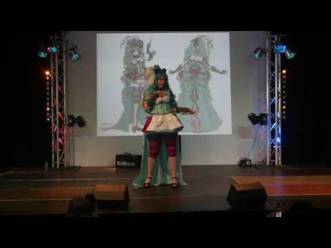 related image - Japan Party 2017 - Cosplay Samedi - 01 - Alice au Pays des Merveilles - Absolem