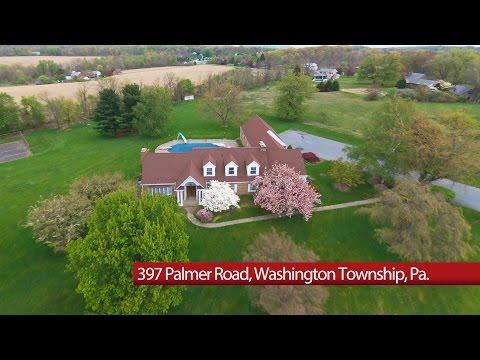 397 Palmer Road, Washington Township, Pa.