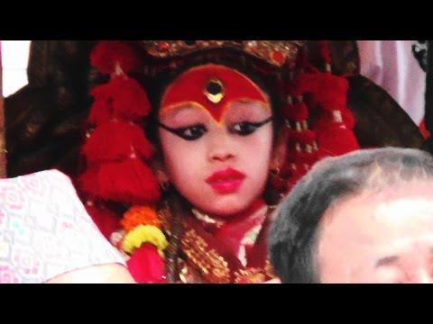 YenYaa: Day 3 - Kumari saale-  IndraJaatraa - Kathmandu Live
