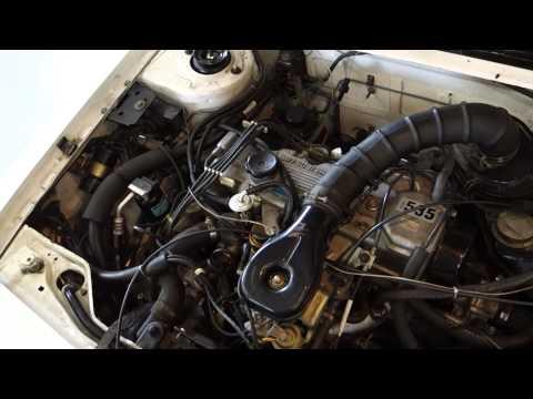 1988 chrysler lebaron turbo start up exhaust and in d for 1992 chrysler lebaron convertible rear window regulator