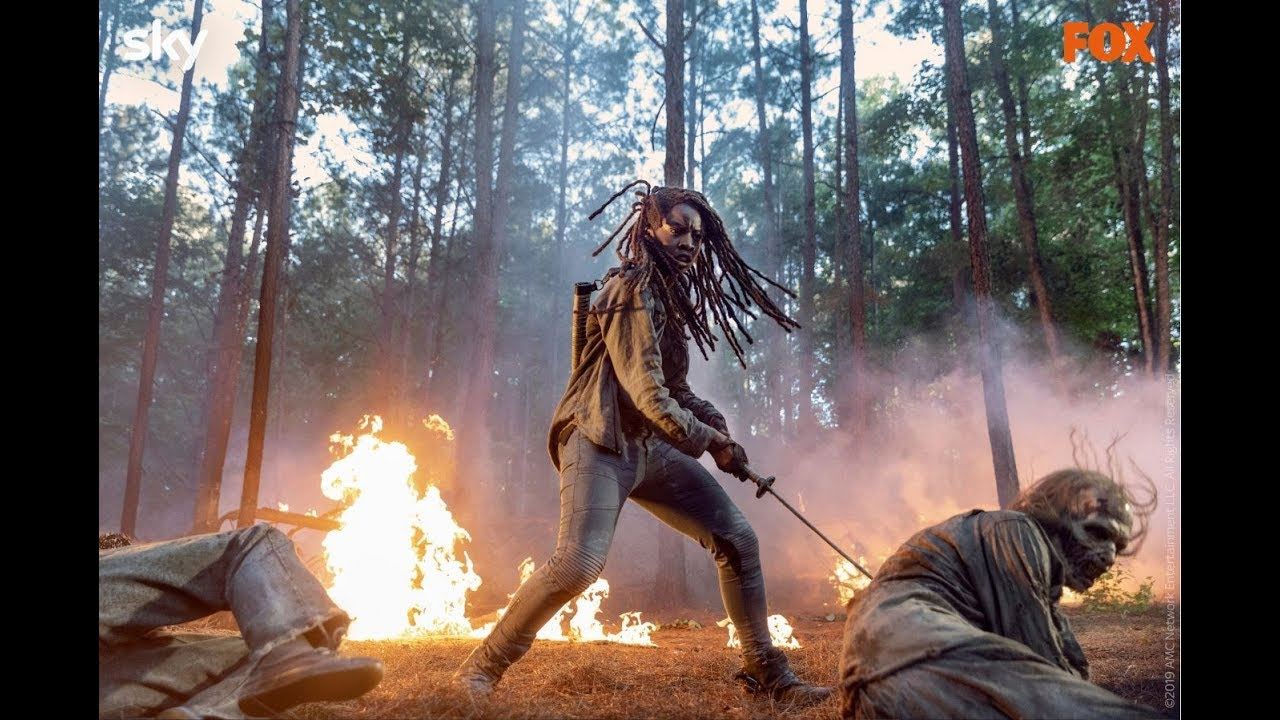 the walking dead staffel 6 start in deutschland