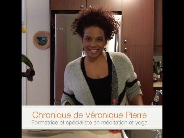 Méditer avant de manger avec Véronique Pierre