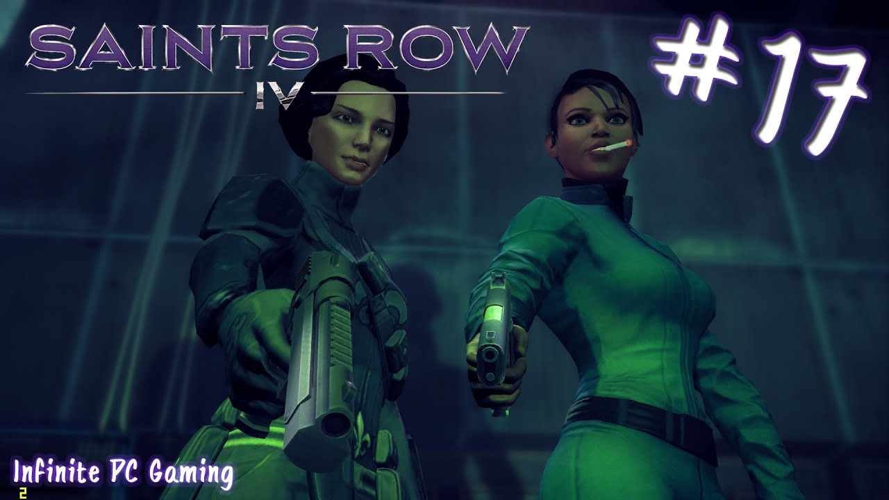 Download Saints Row 4 (PC ULTRA) | From Asha With Love | Let's Play Part 17