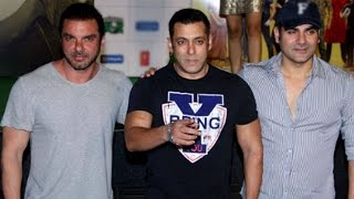 Salman Khan All Out To Promote His Brothers Film | Bollywood News