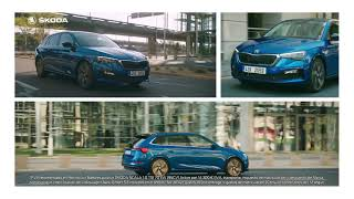 Anuncio Škoda Scala 2021