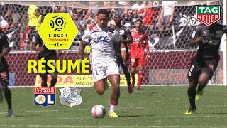 Olympique Lyonnais - Amiens SC ( 2-0 ) - Résumé - (OL - ASC) / 2018-19