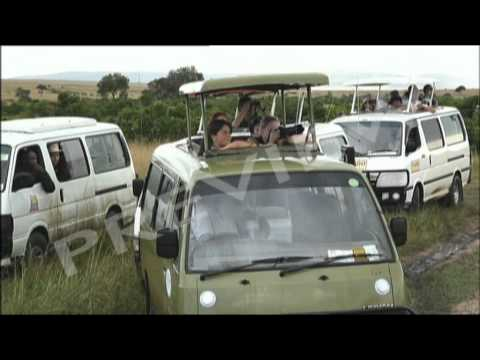 Impact Of Tourism: Kenya
