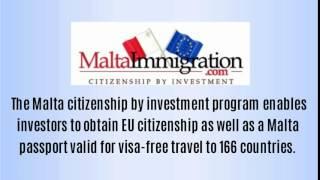 Malta Citizenship Scheme