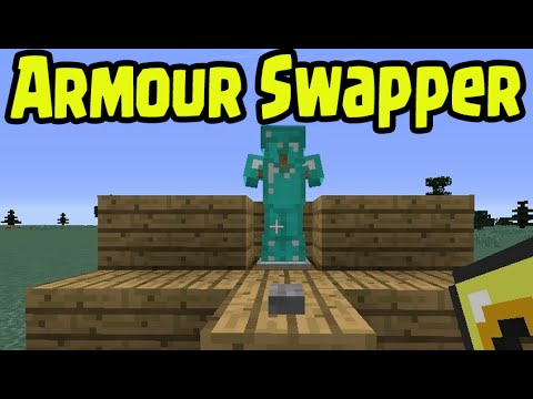 how to craft a armor stand in minecraft ps4