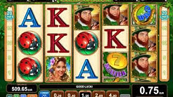 Onetime.nl | BIG WIN online slot Game of Luck review!
