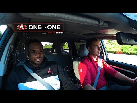 1-on-1: Carlos Hyde Talks TD Celebrations and His Many Nicknames