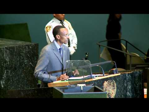 President Kagame calls for national efforts in resolving disputes-UNGA