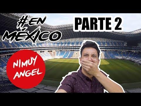 VISITAMOS EL ESTADIO DE LOS RAYADOS DE MONTERREY! | BBVA Bancomer Tour | #EnMexico | NiMuyAngel