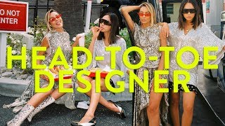 Dressing Desi Perkins in Head to Toe Designer | Collabs | Aimee Song