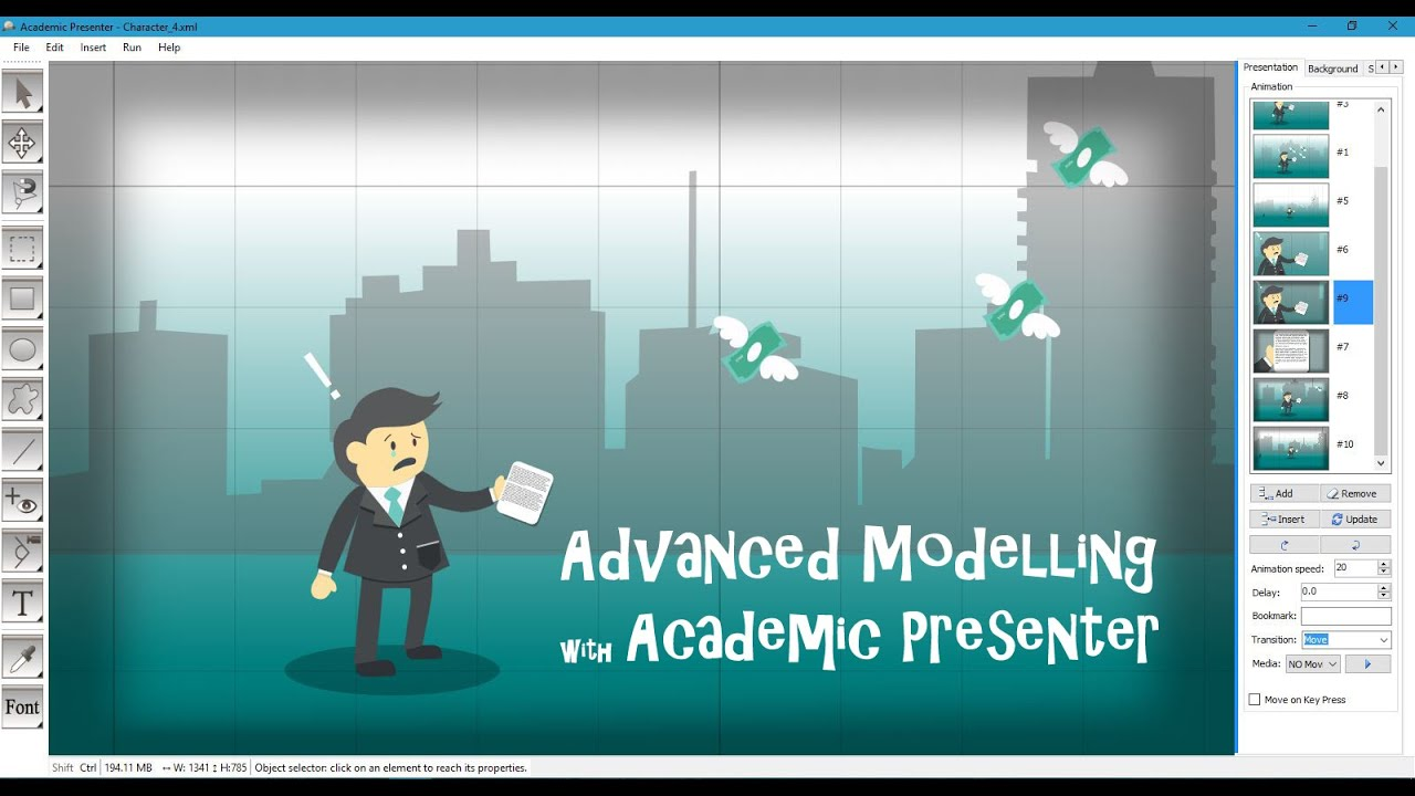 tip and trick advanced modelling
