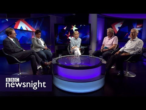 Has Britain changed since the Brexit vote? Our panel discuss – BBC Newsnight