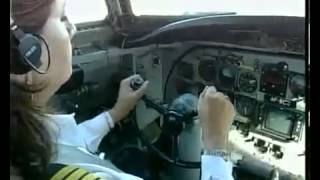 Top 10 Airlines - First Pakistani Women Pilots (PIA)