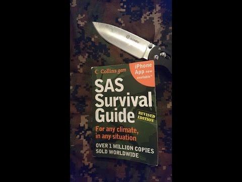 # 94 SAS Survival Guide Book Review