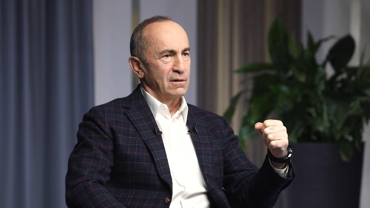 ՀՀ 2-րդ նախագահ Ռոբերտ Քոչարյանի հարցազրույցը - YouTube