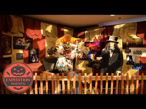The History Of Halloween Horror Nights Orlando - The Early Years 1-9 | Expedition Haunts