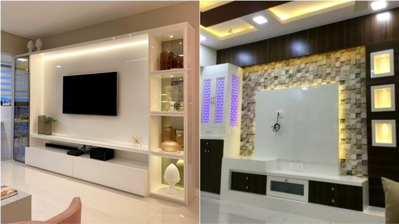 Latest 20 Living Room TV Cabinet Design Ideas 20   Modern TV Wall Units    TV Wall Pannel
