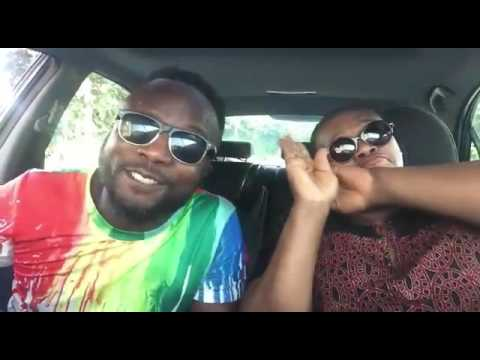Kamal Mohammed and UK Mama Gee jam to new song 'Yawa Dey' by Nero X
