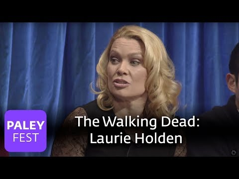 The Walking Dead  Laurie Holden Answers