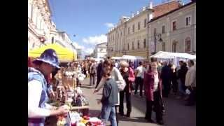 Как проходит Ярмарка Мастеров в Нижнем Новгороде, Мастера на Ярмарке заяли целую улицу
