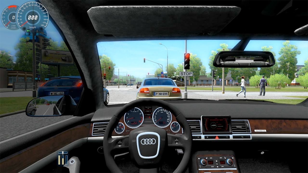 City Car Driving Audi S