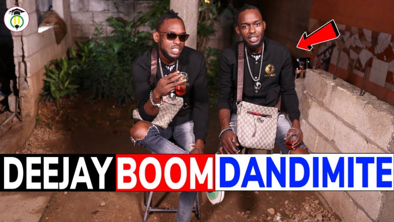 Deejay BOOM DANDIMITE shares his STORY 🇯🇲
