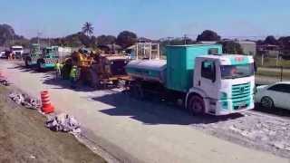 Reciclagem de Pavimento - FBV Engenharia