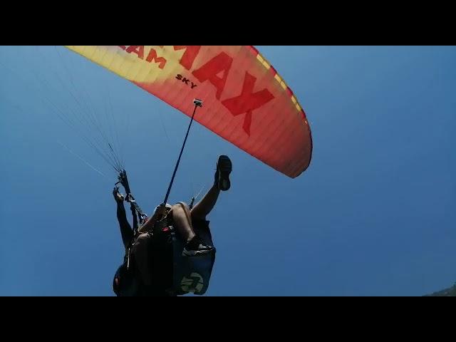 Fethiye Yamaç Paraşütü 5 - Mad Max Paragliding